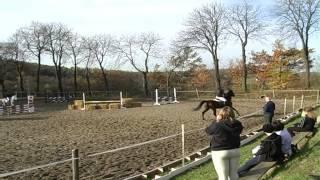 Hubertus 2013 Stajnia na Zielonej - konkurs skoków 80