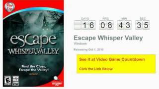 Escape Whisper Valley PC Countdown