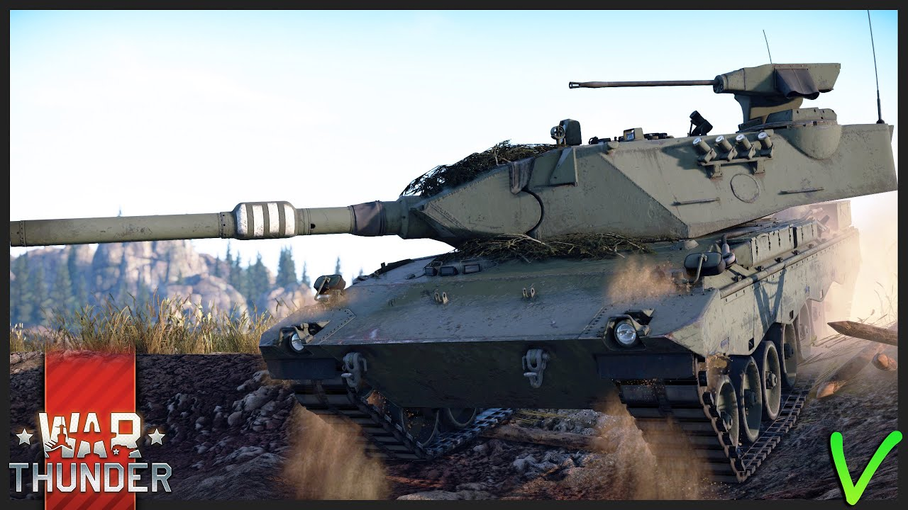 You Need To Play This Tank Again | Leopard 2K - War Thunder