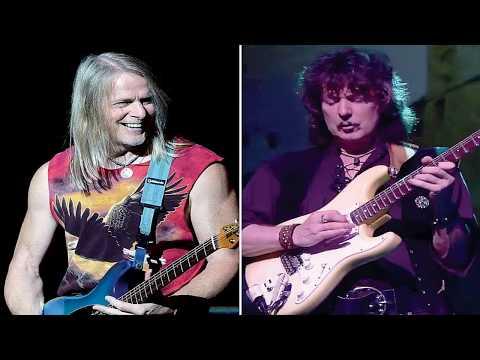 Ritchie Blackmore vs. Steve Morse - Bludsucker (Bloodsucker) mp3