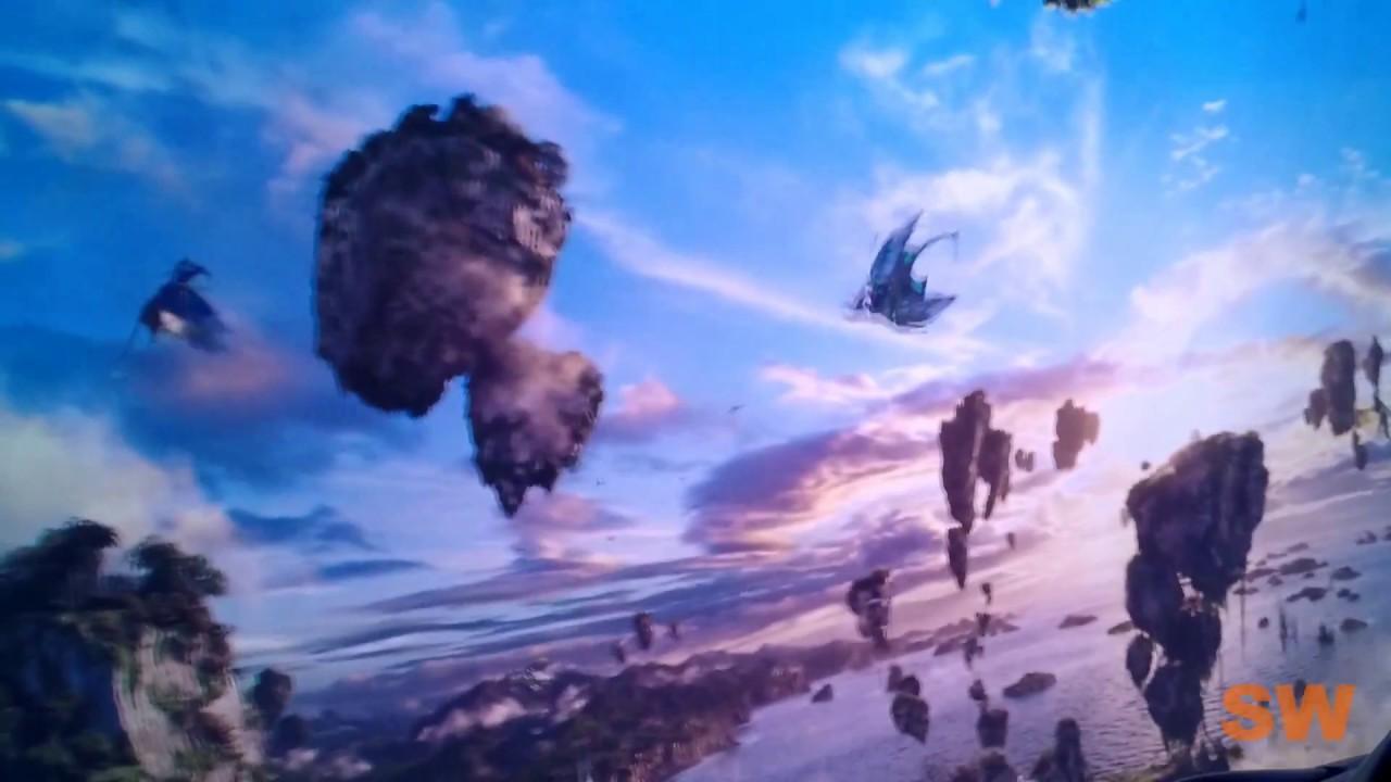 Image D Avatar flight of passage full ride pov at pandora: world of avatar - youtube