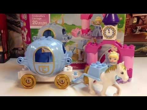 LEGO Duplo Disney Princess 6153 Cinderella's Carriage Girls Toy