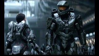 Космические спартанцы щит галактики ( игрофильм Halo )