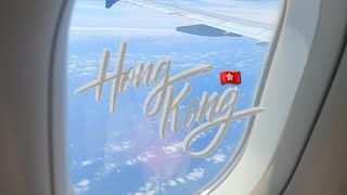 [출국Vlog] 3개월 기다린 홍콩비자 받고 출국하기!…