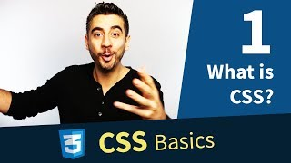 CSS Tutorial — What is CSS? (1/13)