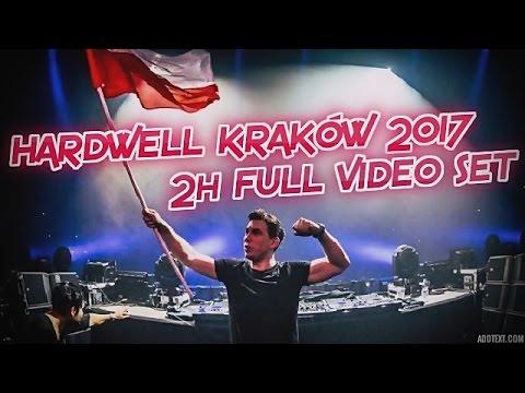 Hardwell Live at TAURON Arena Kraków 2017 | FULL VIDEO