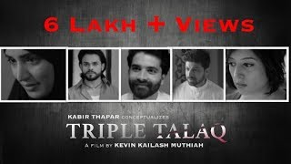 Triple Talaq - A short film awarded as the best...
