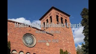 """What's Your Orientation?"" - Manito UMC - Sunday, January 24, 2021"