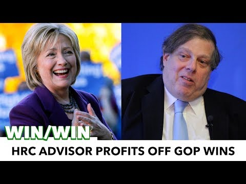 Clinton Advisor Tells Democrats To Move Right, Then Profits Off GOP Victories