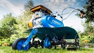 Обзор на мотокультиватор Нева МК-200(http://reviewmachines.com/ Все о технике для загородной жизни, частного строительства и фермерства. Новости, статьи..., 2014-06-15T14:53:02.000Z)