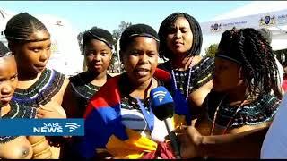 Amandebele wa-KwaNdzundza commemorate their late King