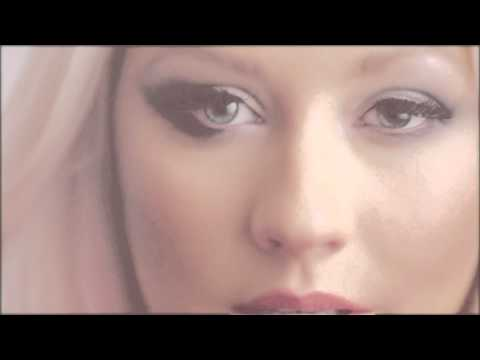 Christina Aguilera - Lotus Intro AMA 2012 Backdrop