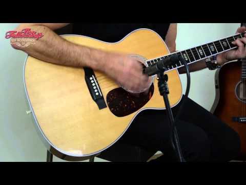 Martin J-40 medium Jumbo Guitar, 2012 at The Fellowship of Acoustics