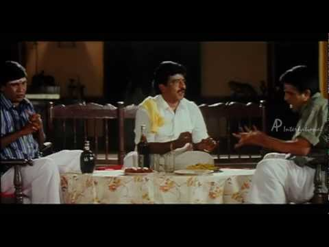En Purusan Kuzhandai Madiri -Livingston drinks with Vadivelu