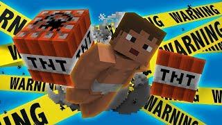 Dansk Minecraft: FARLIGT TNT!