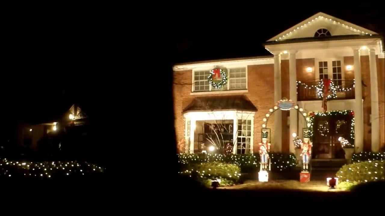 Sauganash Christmas Light 2020 Sauganash Christmas Lights 2014   YouTube