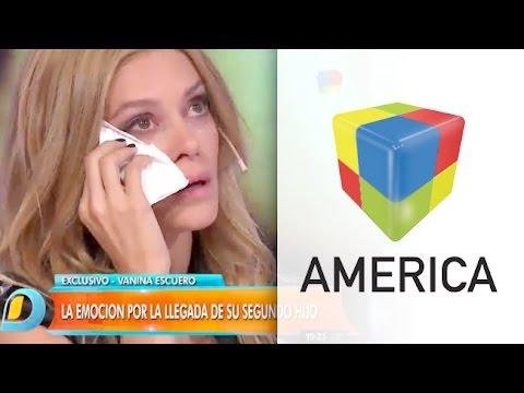 Vanina Escudero y Waldo, emocionados hasta las lágrimas en el piso de Intrusos