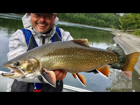 Superior Brook Trout Fishing
