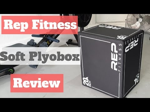 Rep Fitness 3-in-1 Soft Plyobox Review