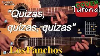 Quizas, quizas - Los Panchos Cover/Tutorial Requinto y Guitarra