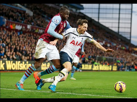 Ryan Mason Vs Aston Villa (A) 2014/15