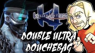 DOUBLE ULTRA DOUCHEBAG! Shadow Jago: Online Ranked Pt. 4(Killer Instinct)