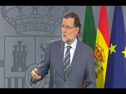 Rueda de prensa de Mariano Rajoy y António Costa