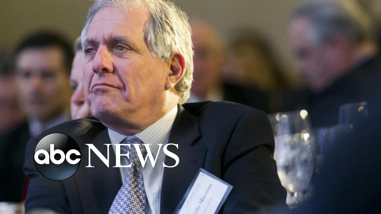 Head Of CBS Television Network Les Moonves Resigns After New Sexual Assault Accusations