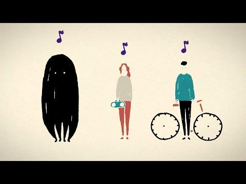 空想委員会『ミュージック』Music Video (ALBUM『ダウトの行進』収録)