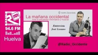 José Lozano nos presenta sus últimos trabajos musicales. Escucha la...