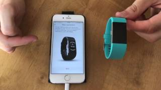 fitbit Charge 2 Unboxing - comparison to Charge HR