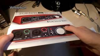 Как создать студию звукозаписи своими собственными руками. Звуковая карта. Микрофон. Купить. Обзор.(, 2016-08-20T14:57:02.000Z)