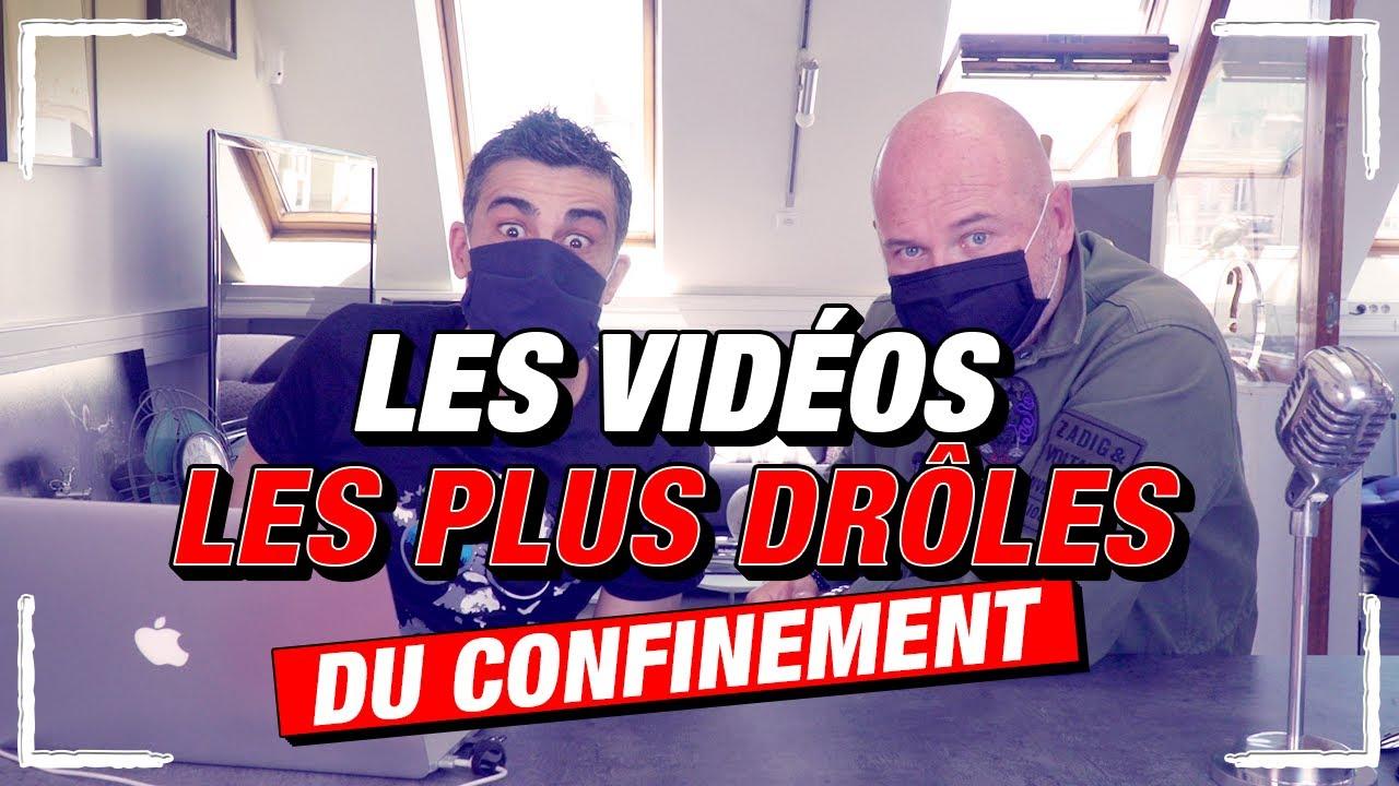 Les Videos Les Plus Droles Du Confinement Youtube
