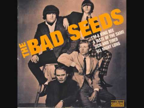 The Bad Seeds - Sick And Tired