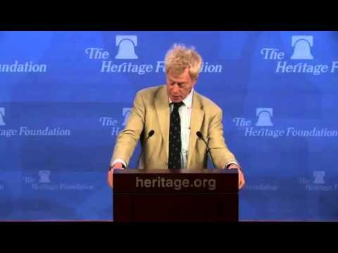 Roger Scruton – The Future Of European Civilization: Lessons For America