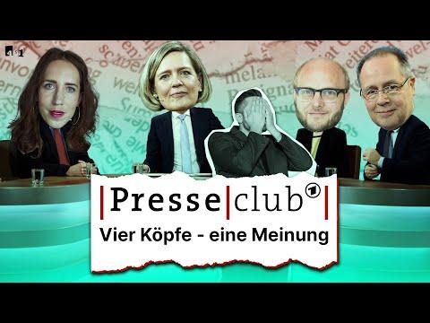 Propagandastadl Presseclub | Neue grüne Corona-Verschwörungstheorien