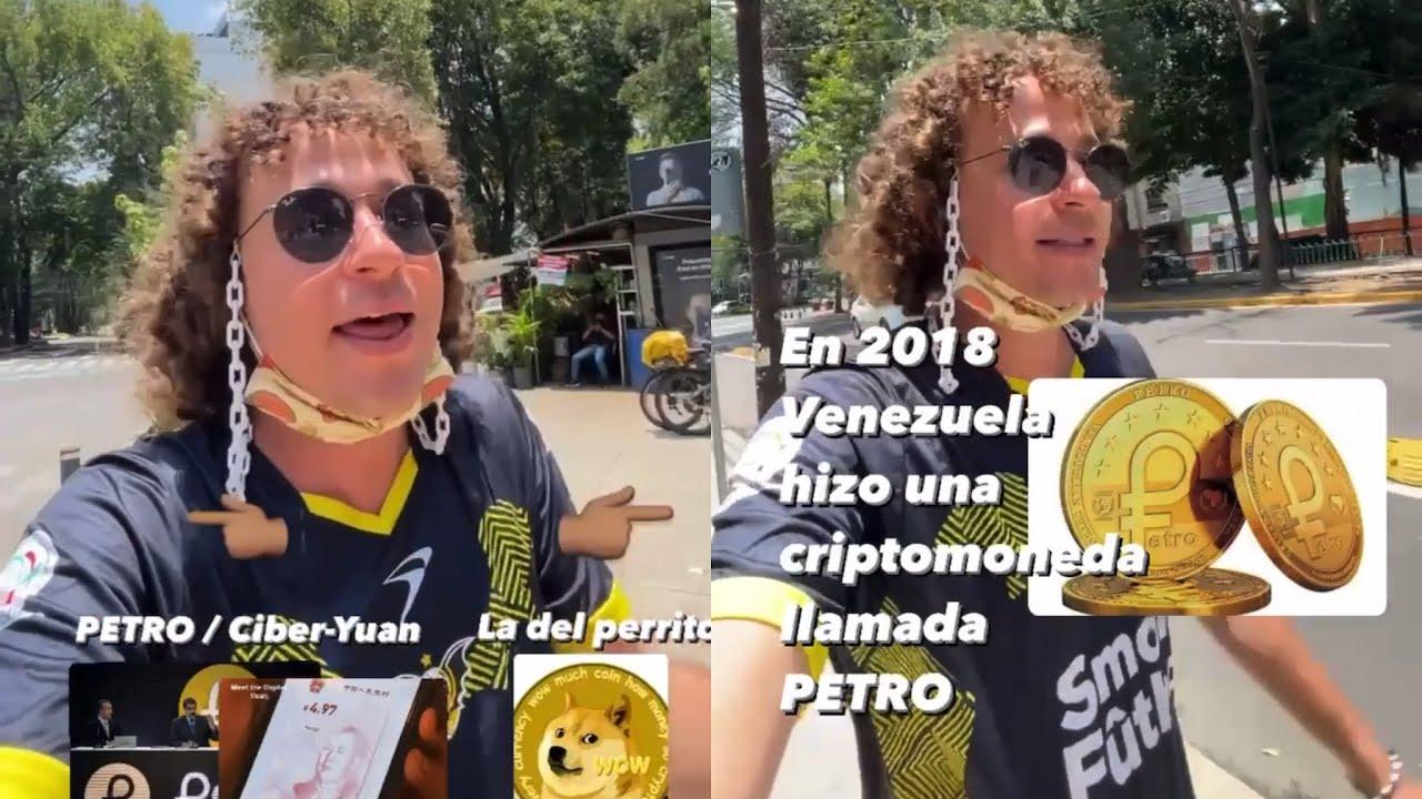 Hablemos de CRIPTOMONEDAS! 💸 | Luisito Stories | 21/06/2021