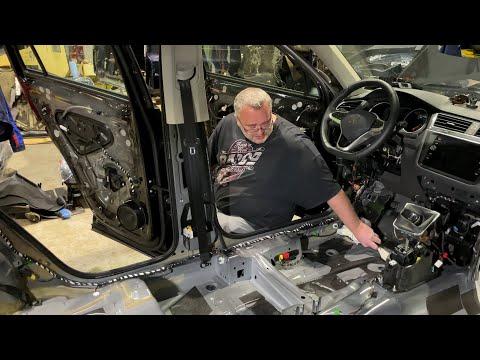 Разобрали Volkswagen Tiguan (2021) - Нашли европол из Калуги!!!