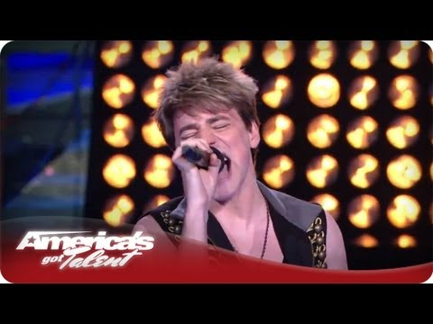 Keep On Rocking With The All Ways - America's Got Talent The All Ways Quarterfinals