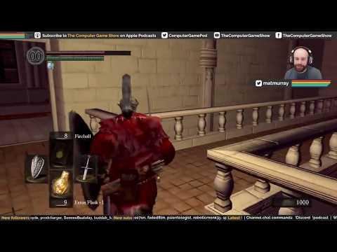 Dark Souls Sundays - Part 17: Ornstein & Smough   The Computer Game Show