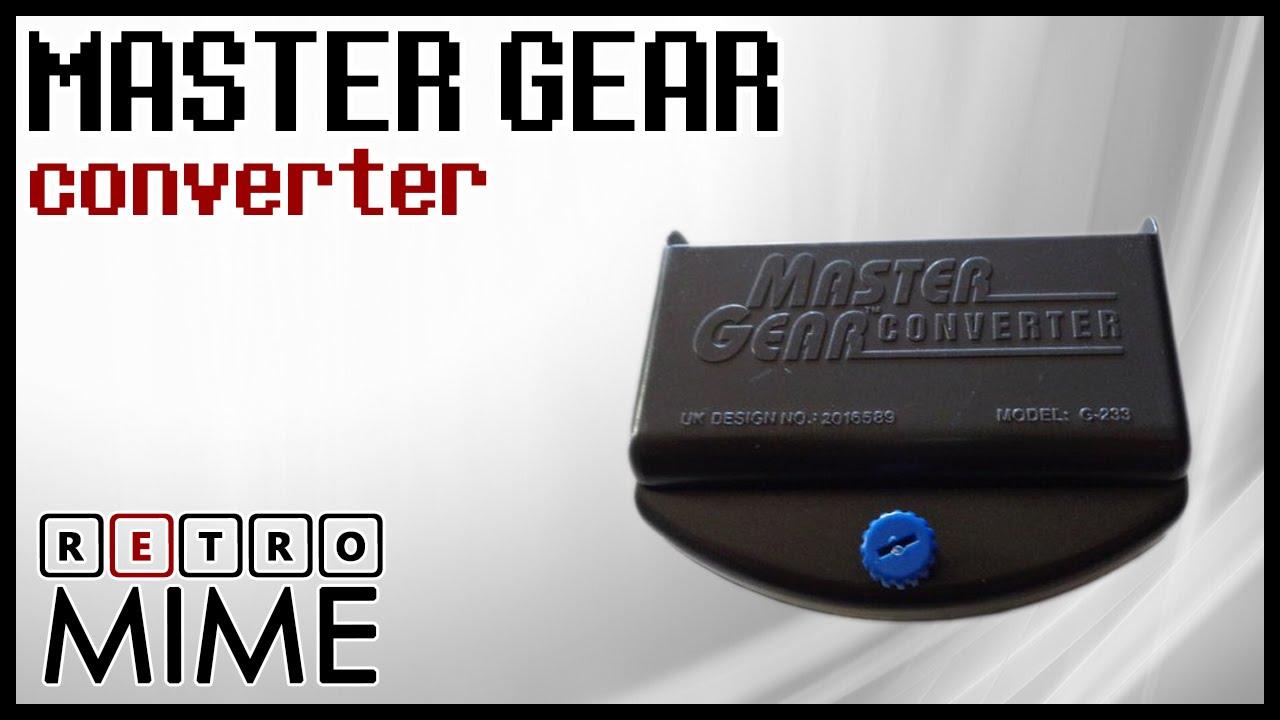 Download RetroMime - Master Gear Converter