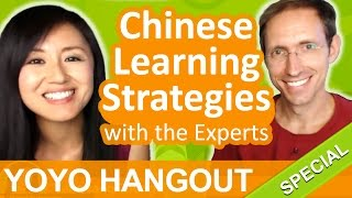 Learning chinese strategies