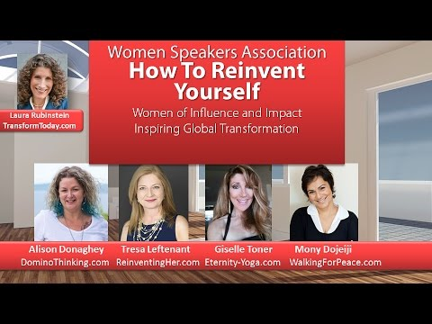 How To Reinvent Yourself
