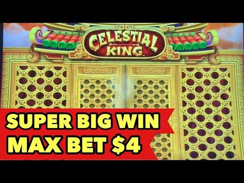 ⭐️$4 MAX BET SUPER BIG WIN⭐️CELESTIAL KING | MI LIN FORTUNES | MELTDOWN OVERLOAD Bonus Games