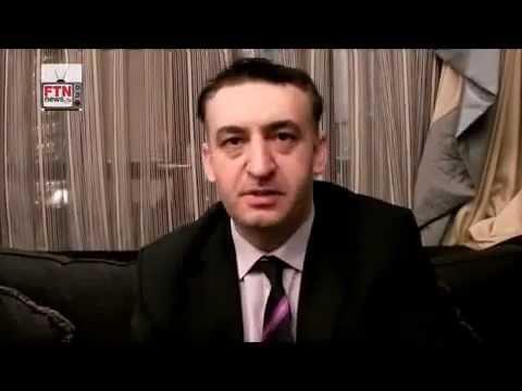 UITT 2012. Berat Yildiz - Turkish Tourism Attache in Ukraine © FTNnews.tv