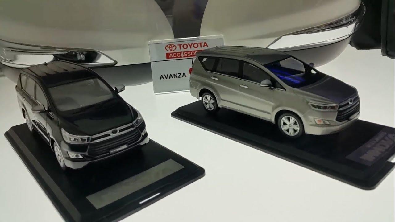 Vw Amarok Modified >> DieCast Toyota Innova 2.4 Q 2016 - YouTube