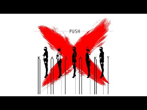 Kazaky - Push (feat. Gaspar) (Official Audio)