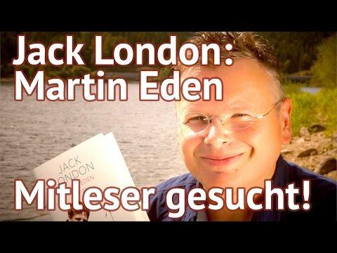 Mitleser gesucht für »Martin Eden« von Jack London