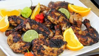 Gluten Free Jerk Chicken Marinade - Tasty Tuesday's | Caribbeanpot Com