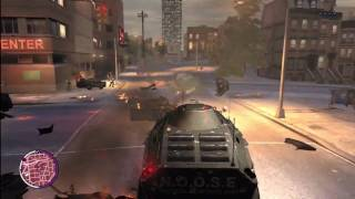 grand theft auto episode from liberty city steal a tank gameplay 5 the ballad of gay tony gta 5 3d